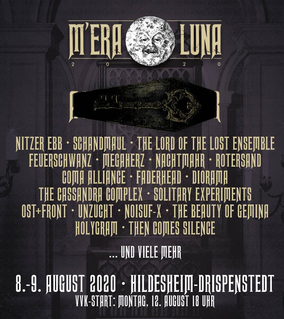M\'era Luna Festival - Livestream